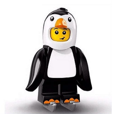 Penguin Boy Suit