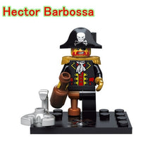 Load image into Gallery viewer, Pirates Of The Caribbean Figure Jack Sparrow Elizabeth Mermaid Barbosa