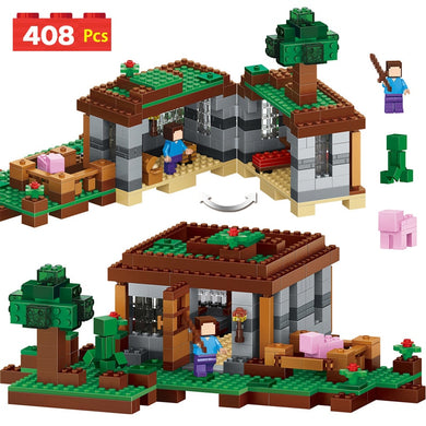 Educational Technic Model Castle 408pcs