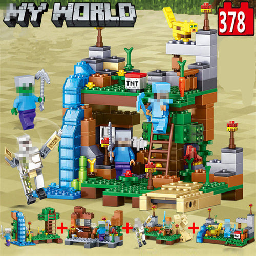 My World 378 PCS