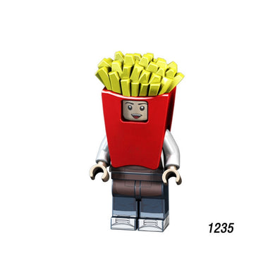 French Fries Man
