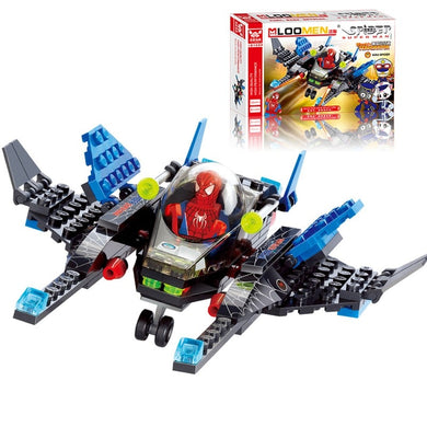 Spider Man Fighter 133 pcs