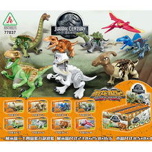 Load image into Gallery viewer, Jurassic World 8 Figure Set