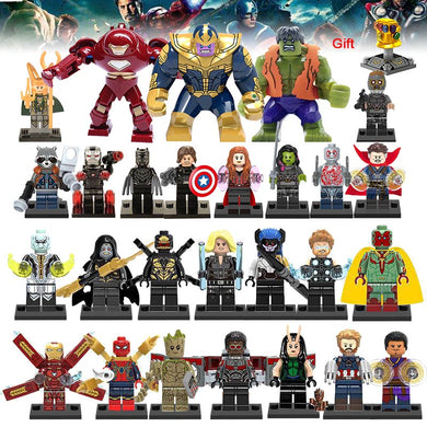 Superhero 27 Figure Set