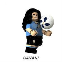 Load image into Gallery viewer, 2018 World Cup Soccer Figures