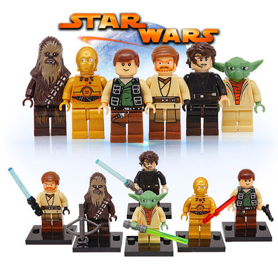 Star Wars 6 Figure Set