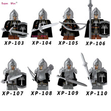 Load image into Gallery viewer, Medieval Knight Lord of the Rings  Soldier