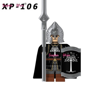 Medieval Knight Lord of the Rings  Soldier