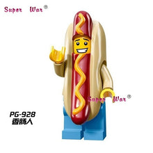 Load image into Gallery viewer, Hot Dog Man