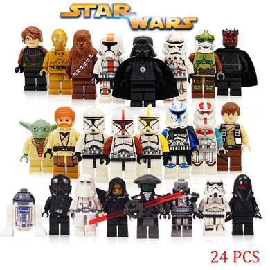 Star Wars 24 Figure Set