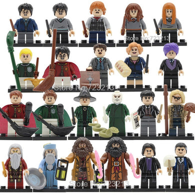 Harry Potter 22 Figure Set