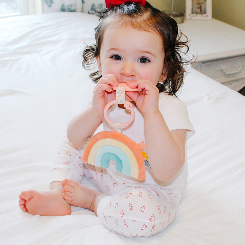 Itzy Pal™ Plush + Teether