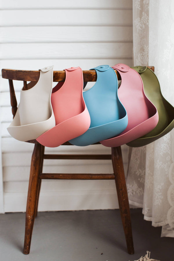 Baby Bar & Co Silicone Bibs