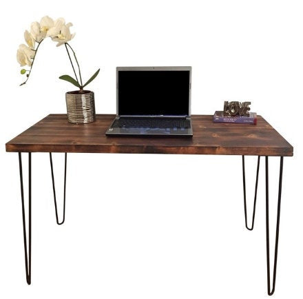 Wood desk computer desk writing desk student desk Offered in several colors - Online Wood Worker