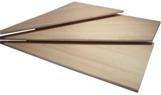 Winder stair treads Winder kit Set of 3 Winder stair treads Birch - Online Wood Worker