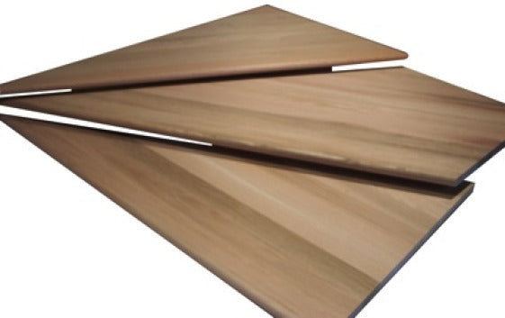 Winder stair treads Winder kit Set of 3 Winder stair treads Maple - Online Wood Worker