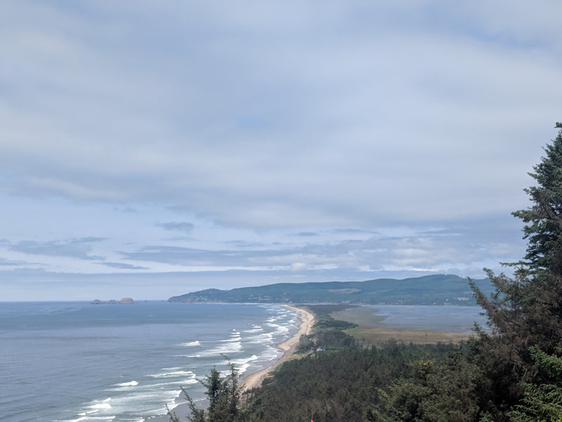 Hike of the Month - The Oregon Coast's Cape Lookout
