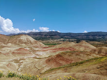Load image into Gallery viewer, The Painted Hills are one of the Seven Wonders of Oregon
