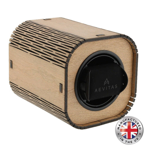 Aevitas Wooden Watch Winder made in the UK