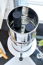 Load image into Gallery viewer, Black Berkey Purification Elements Twin Set (Upper Chamber)