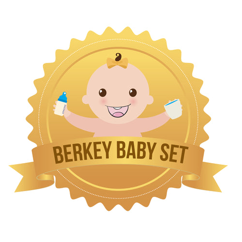 Berkey Baby Set