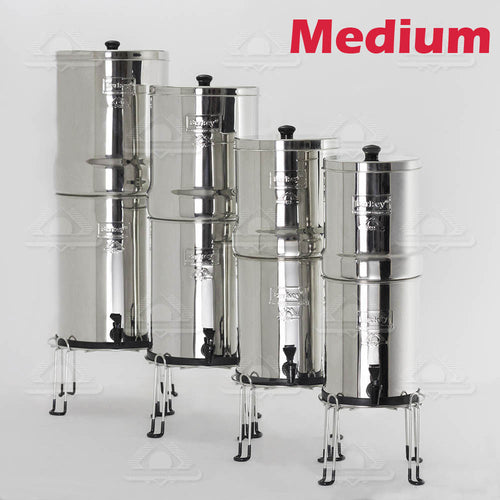 Berkey Base Stand (Medium / Big Berkey)