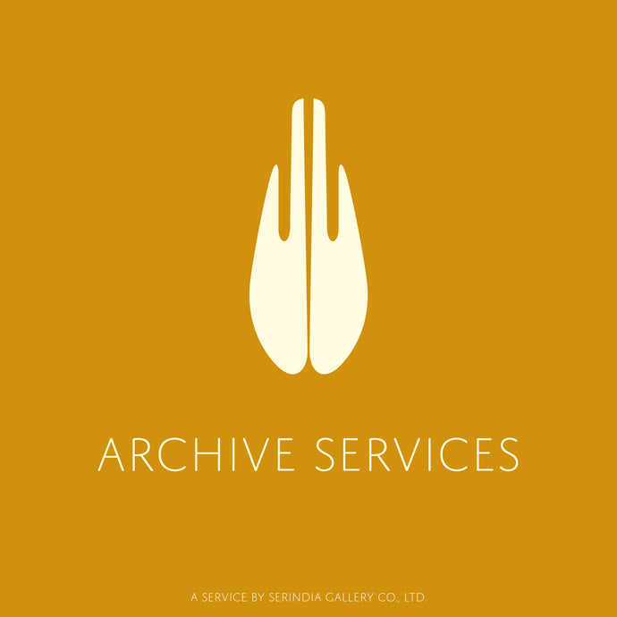 Archive Services by Serindia Gallery