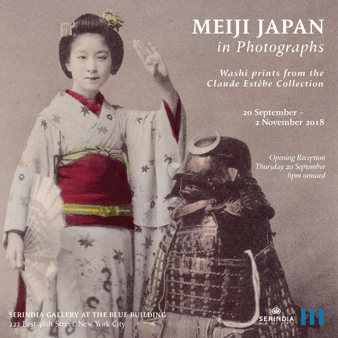 MEIJI JAPAN in Photographs: Washi Prints from the Claude Estèbe Collection