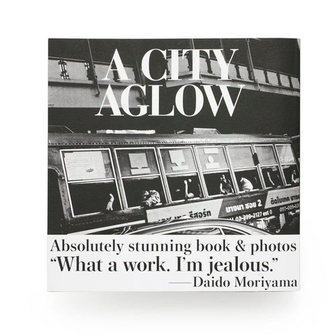 A City Aglow by Shunji Dodo