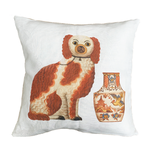 Staffordshire Spaniel Cushion