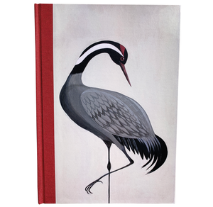 Curious Crane Dog & Dome Notebook