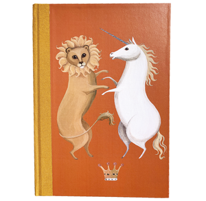 Limited Edition The Lion & The Unicorn Notebook