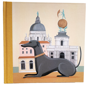Limited Edition Dog & Dome Notebook