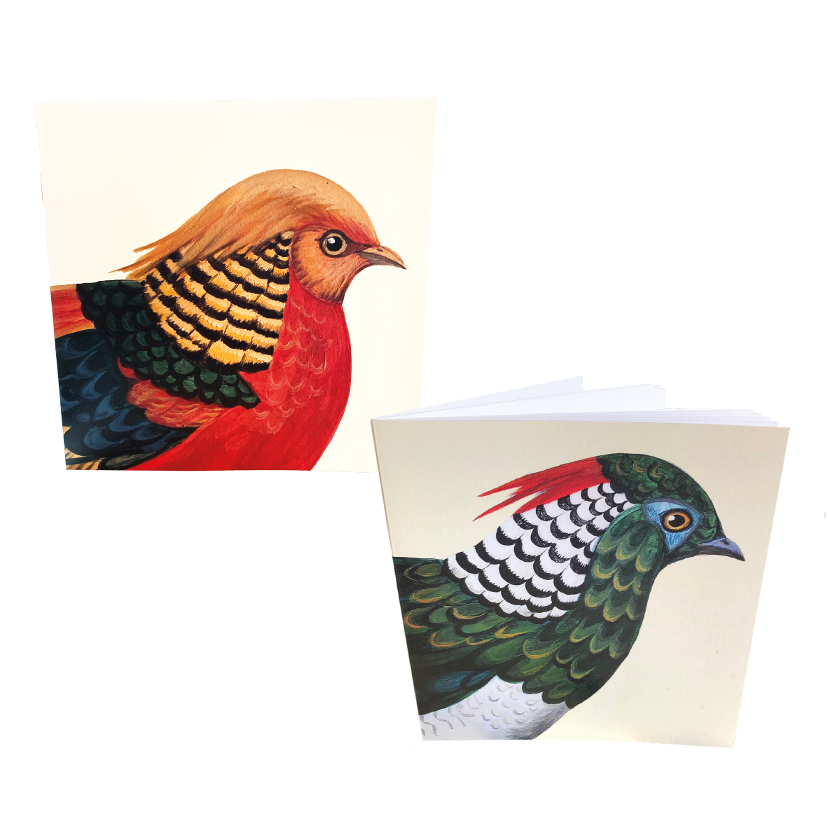 Fabulous Pheasant Notebook Set