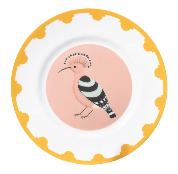 Hooray for the Hoopoe Plate
