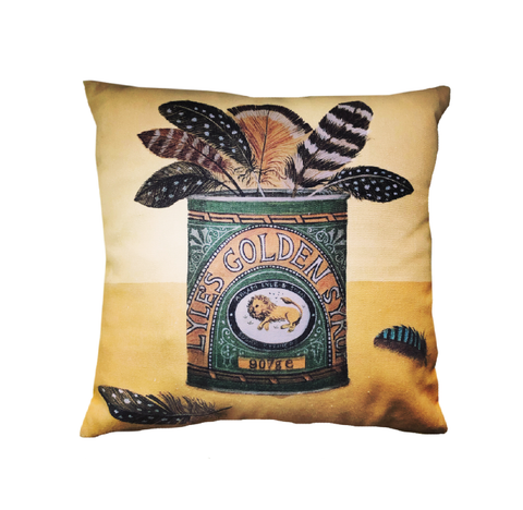 Golden Syrup Cushion