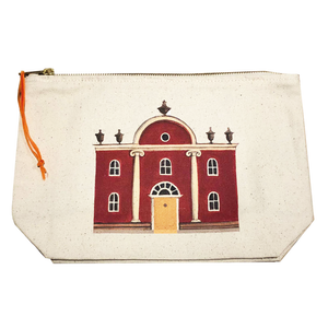 Flora's Folly wash bag by Dog & Dome