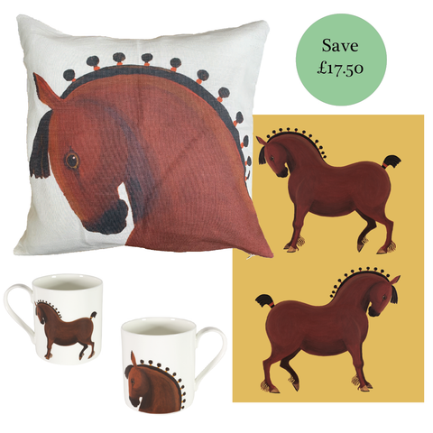 Handsome Horse collection of products by Dog & Dome