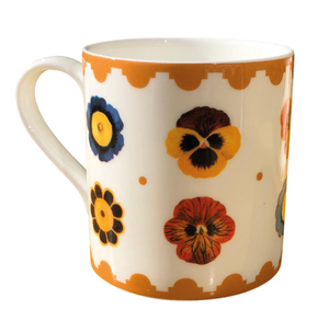 Flower Power Dog & Dome Mug