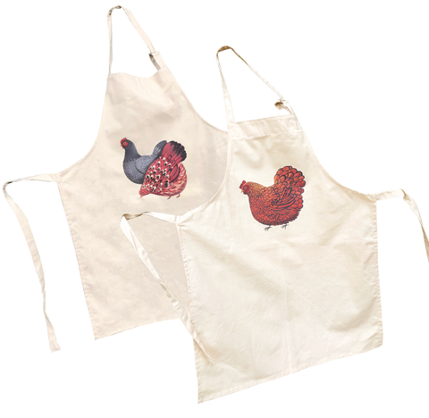 Arthur's Hens Dog & Dome Apron Bundle
