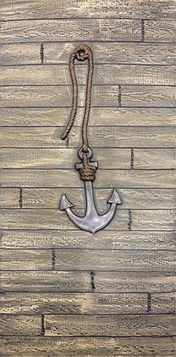 Driftwood with Anchor DW103