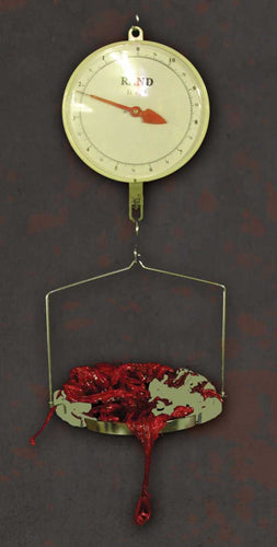Gory Butcher Scale BS106