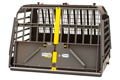 MIM Safe Variocage Double Crash Tested two  Dog Crate