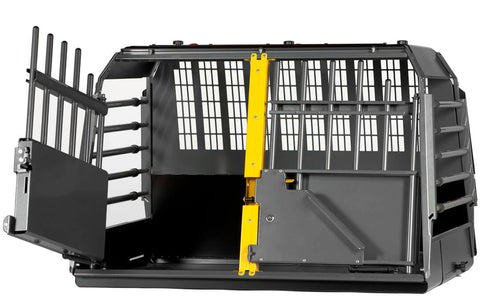 MIM Safe Variocage Double Dog Crash Tested Travel Crate Large 00361