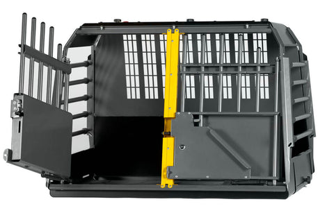 MIM Safe Variocage Double Dog Crash Tested Travel Crate Medium 00383
