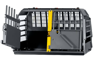 MIM Safe Variocage Double Dog Crash Tested Travel Crate Small 00377