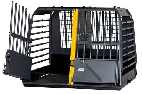 MIM Safe Variocage Double Dog Crash Tested Travel Crate Max 00369