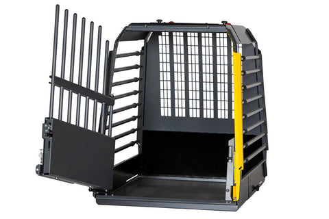 MIM Safe Variocage Single Dog Car Crash Tested Travel Crate Max 00381