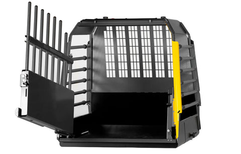 MIM Safe Variocage Single Dog Car Crash Tested Travel Crate XL 00380