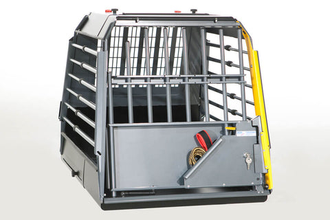 MIM Safe Variocage Best Single Dog Car Crash Tested Travel Crate